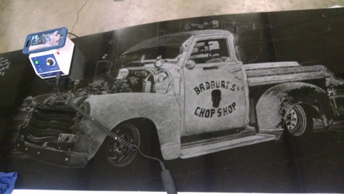 Ratrod Work In Progress