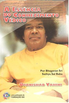 Coleção Vahini - A Essência do Conhecimento Védico - Upanishad Vahini