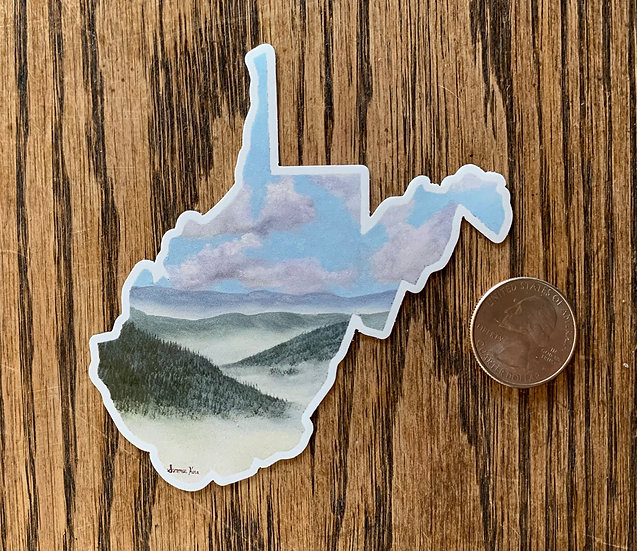 WV Magnet Mountains
