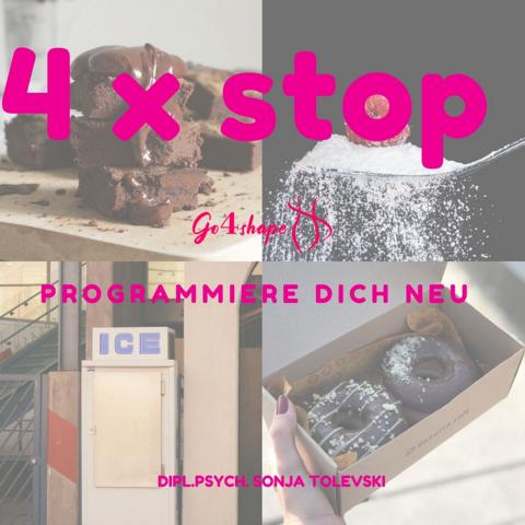 4 x stop hypnose