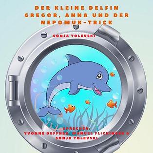 K640_Der kleine Delfin Gregor, Anna und
