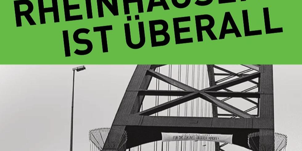 Audiowalk Rheinhausen ist überall Auf den Spuren des Stahlarbeiterkampfes