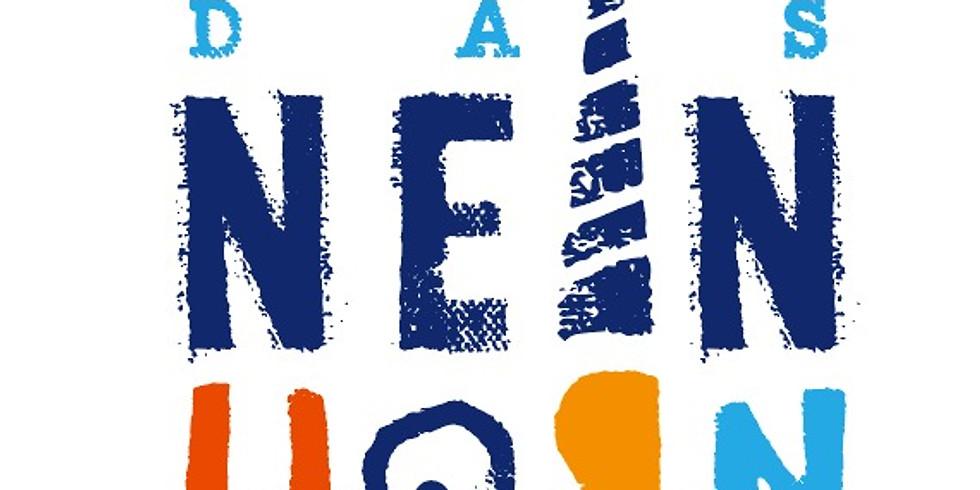 Premiere! Das NEINhorn ++ AUSVERKAUFT