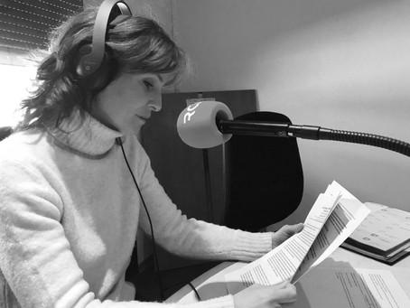 """Lancement de l'émission """"Tous à la page"""" sur RCF Alpes-Provence"""