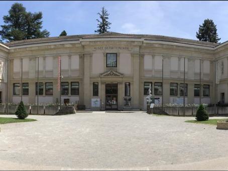 """Atelier """"Art et Ecriture"""" au musée de Gap"""