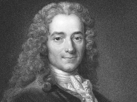 Voltaire a dit du participe passé...