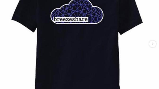 Breezeshare Shirt - Black