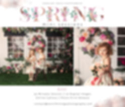 Spring Mini Photo Sessions