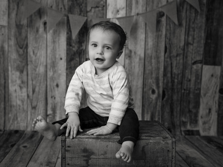 Austin's One Year Session