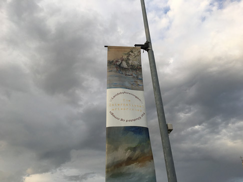 The international Artworkshops bannere