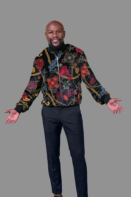 Floyd Mayweather Front Look