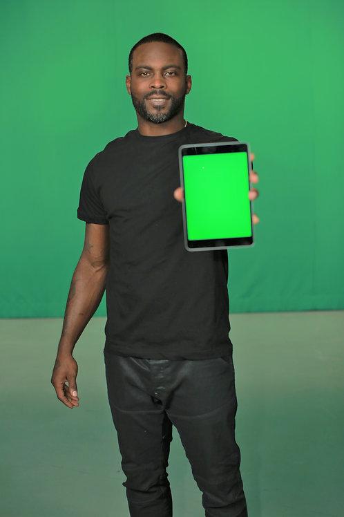 Mike Vick iPad (img)