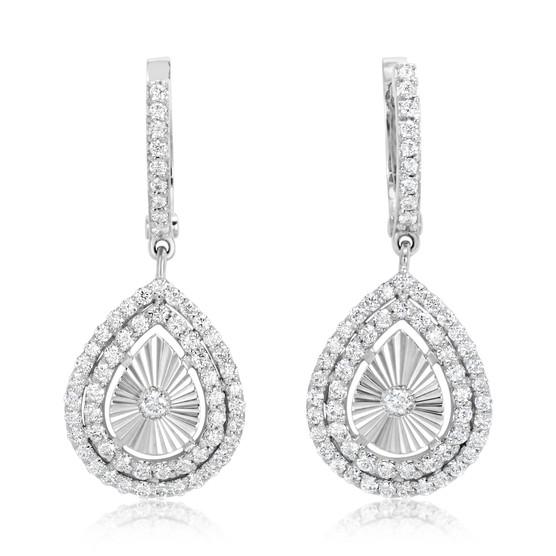 Water Drop Earrings(E423.1)