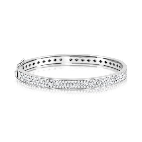 Tennis Bracelet Inflexible