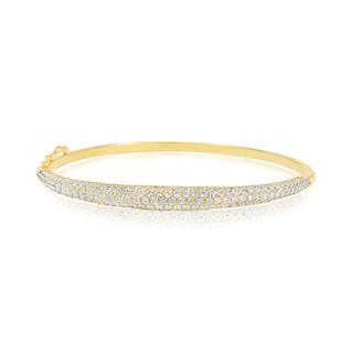 Royal Bangle Bracelet (B250.21)
