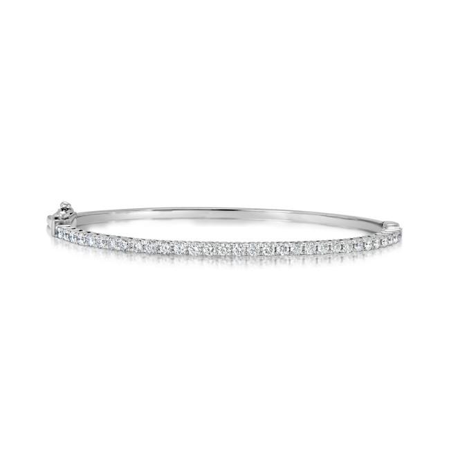 White Milan Bracelet (B250.18)