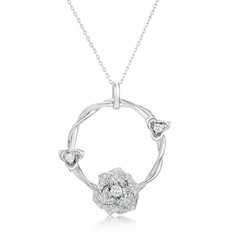 Flower Necklace (N314.5)