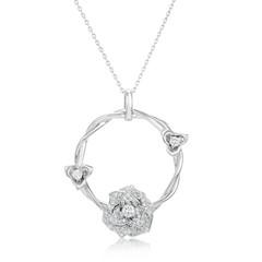 Flower Necklace (N314.5)