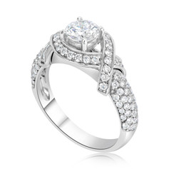 Eye Diamond Ring (RE-117.60)