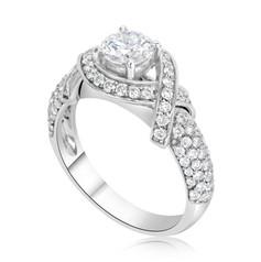 Eye Diamond Ring (RE-117.60)