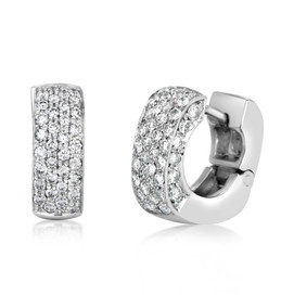 Italy Earring Diamond