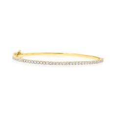 Yellow Milan Bracelet (B250.13)