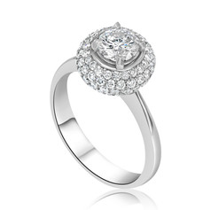 Elegant Diamond Ring (R163.48)