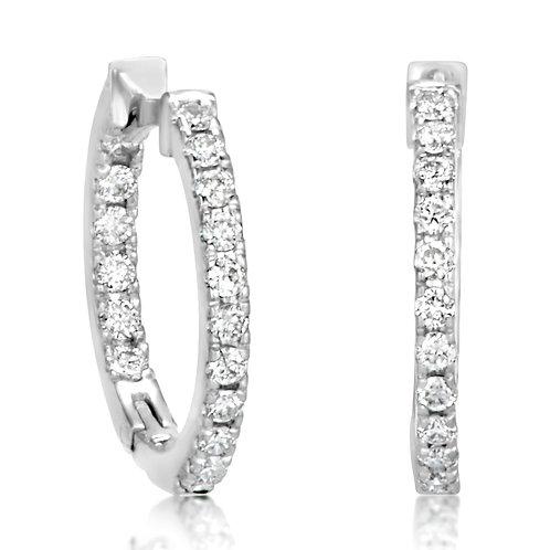 Ella Earring Diamond