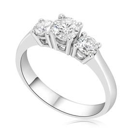 White Mia Ring (R193.78)