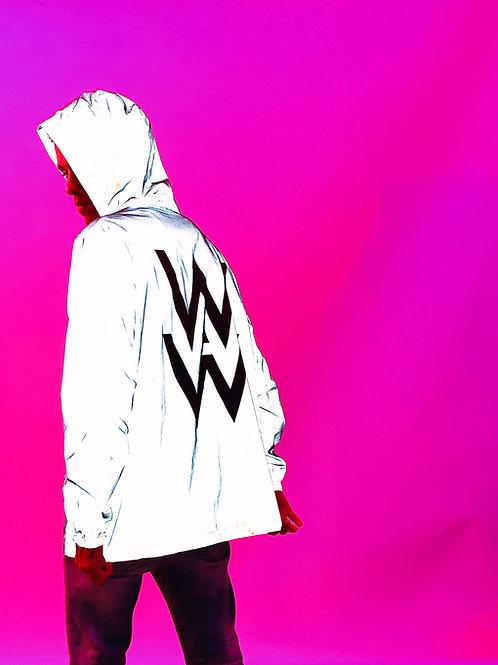 Win and Woo x Strata 3M Jacket (Black)