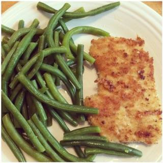 Breaded Chicken gets a make-over