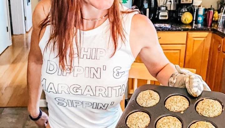 Gluten-free Focaccia Muffins