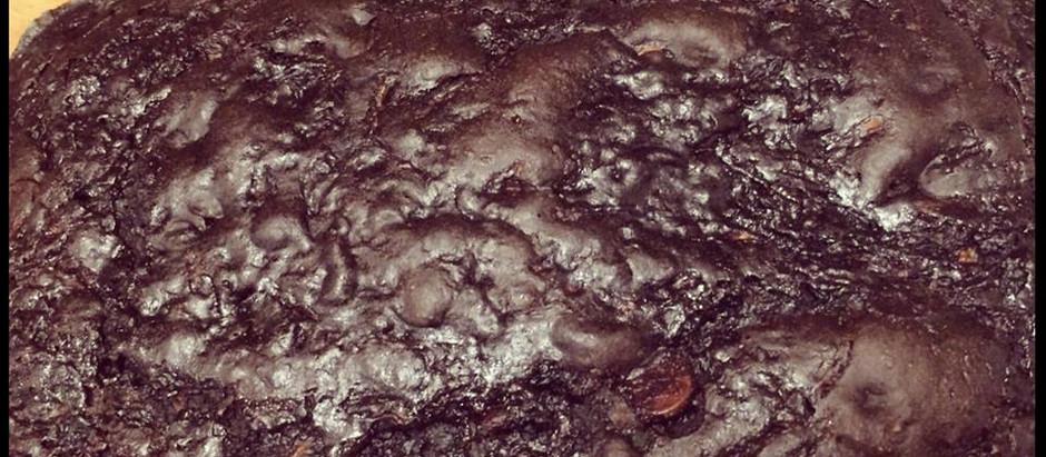Zucchini Chocolate Brownies