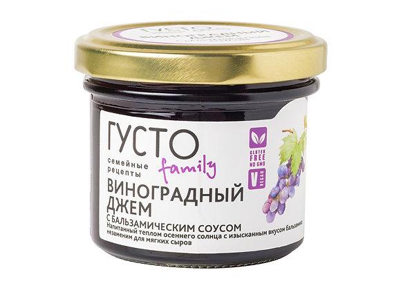 Виноградный джем с бальзамическим соусом