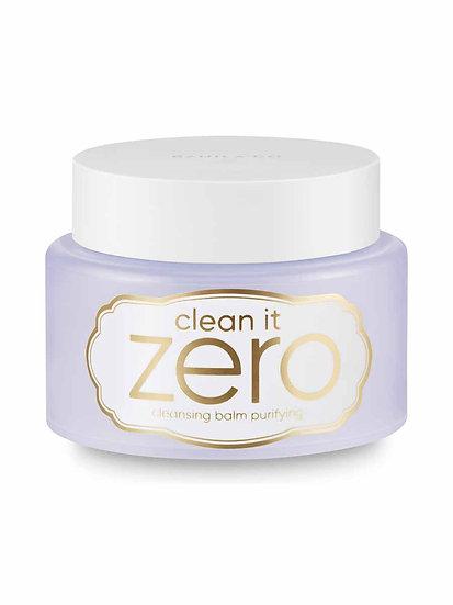Очищающий бальзам для снятия макияжа BANILA CO Clean It Zero Cleansing Balm 50мл