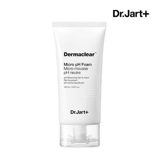 пенка для умывания с био-водойDr.Jart+ Dermaclear Micro Foam