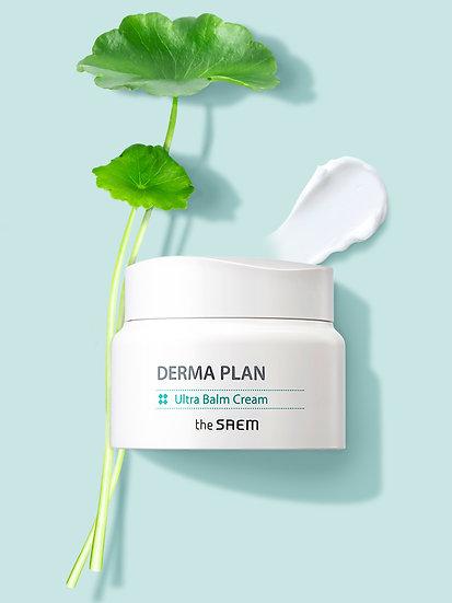 Крем на основе дерма комплекса для сухой и чувствительной кожи