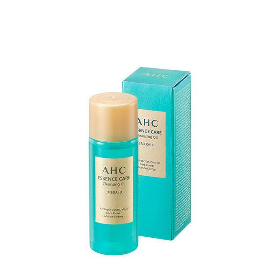 Гидрофильное маскло AHC Essence Care Cleansing Oil Emerald (mini) 30ml