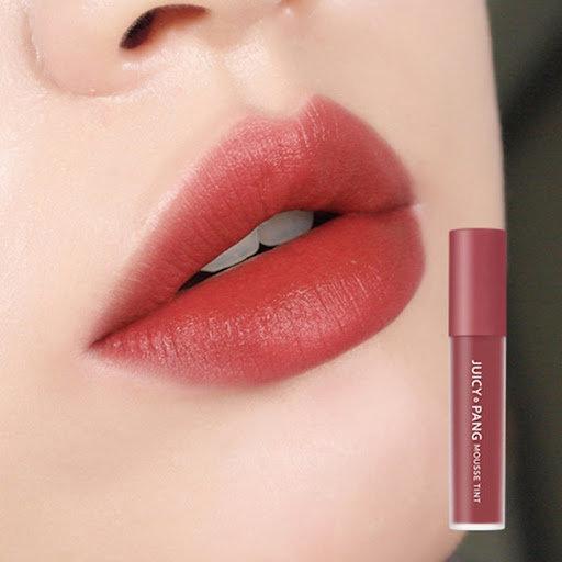 Тинт для губ A'pieu juicy pang mousse tint CR03