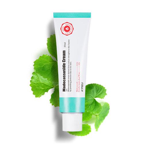 Крем для лица противовоспалительным действием  A'Pieu Madecassoside cream 50мл