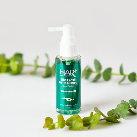 Спрей для очищения кожи головы Hairplus oh fresh scalp scaling 50ml