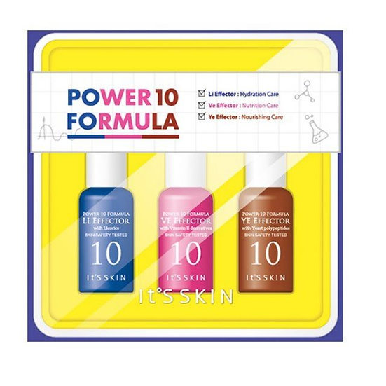 Набор ампульной сыворотки (мини) It's skin power10 formula 3шт*10мл
