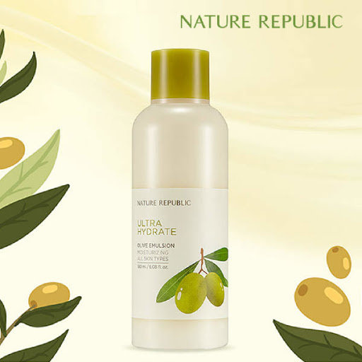 Nature Republic Ultra Hydrate Olive тонер 180мл