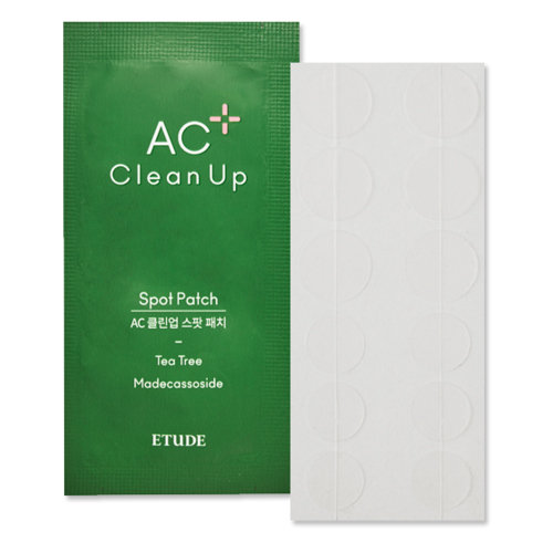 Точечные патчи от воспалений Etude House AC Clean Up Spot Patch