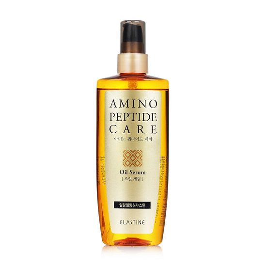 Восстанавливающое масло для волос Aminopeptide oil serum jasmine 150мл
