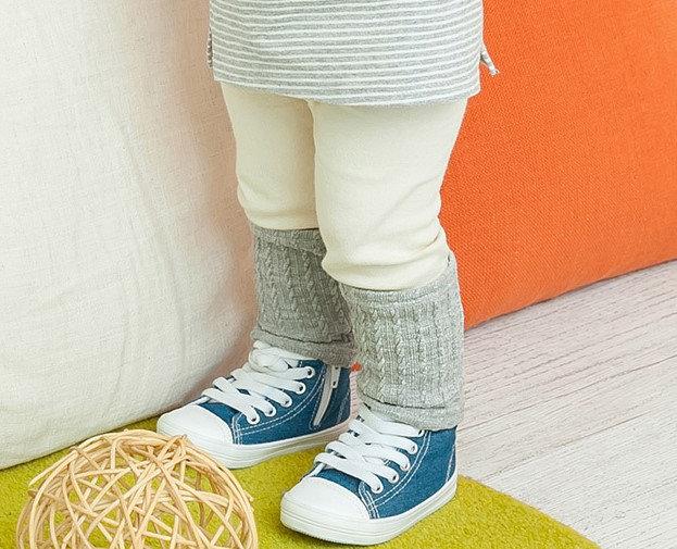 Трикотажные штанишки с гетрами Unisex