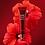 Thumbnail: Антивозрастной крем для век с экстрактом гибискуса ahc 365 red eye cream 30мл