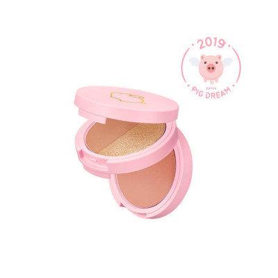 Мини-палетка для макияжа Missha PIG DREAM Mini More Palette