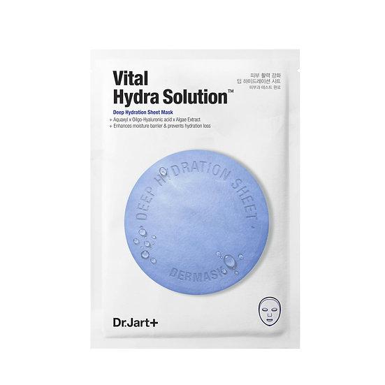 Интенсивноувлажняющая тканевая маскаDr.Jart+Vital Hydra Solution