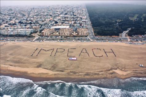 Impeach At The Beach